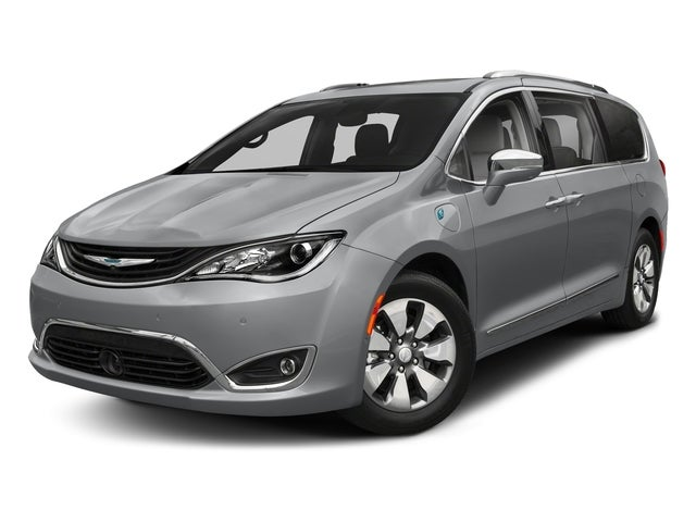 2017 Chrysler Pacifica Hybrid Premium In Chico Ca Sacramento Chuck Patterson Dodge
