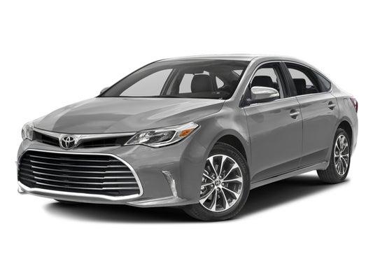 2016 Toyota Avalon Xle Premium In Chico Ca Chuck Patterson Dodge